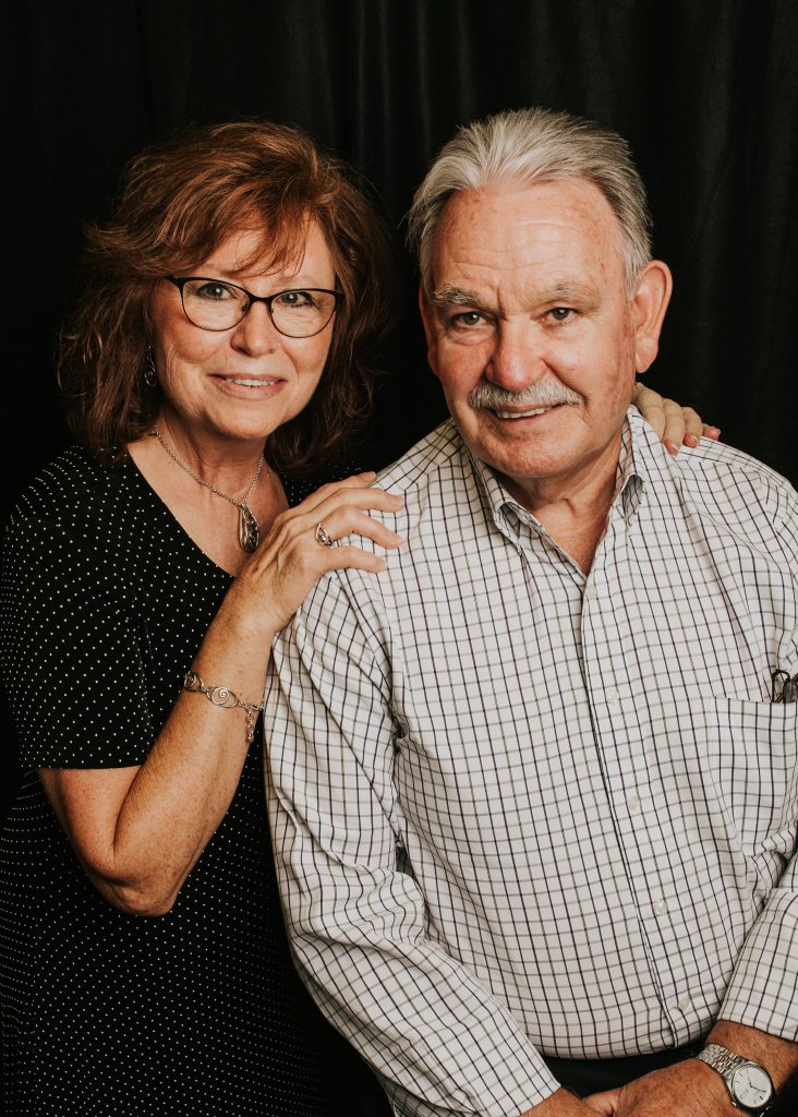 Donald & Charlene Rudd , Family Care Pastor