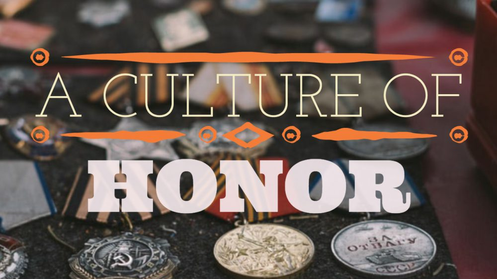 A Culture of Honor Image