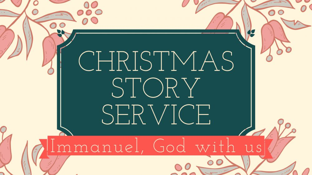 Christmas Story Service Image