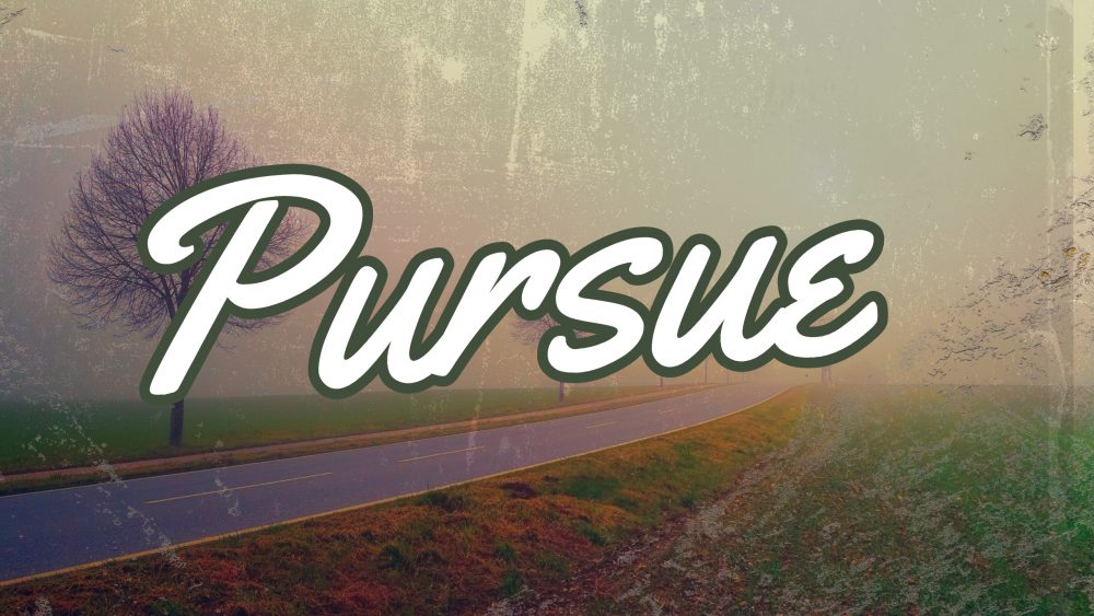 Pursue Image