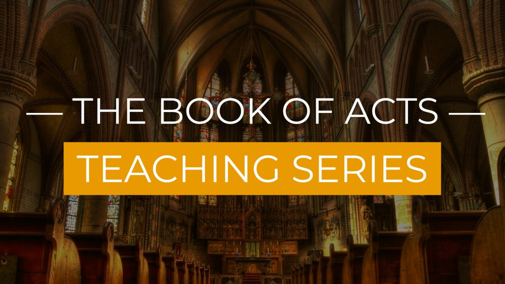 The Book of Acts, Part 36: Preparing the Voice Image