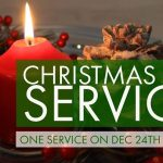 Special Christmas Eve Day Service