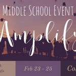 Amplify Middle School Event
