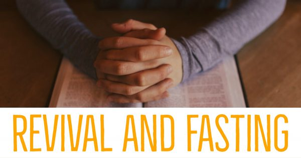 Revival and Fasting, Part 3 Image
